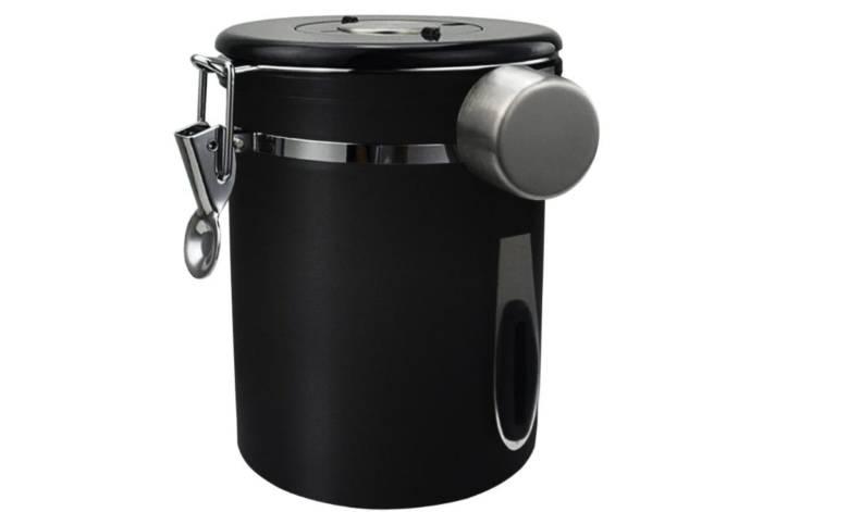 アルプス(ALPS) コーヒー キャニスター304ステンレス