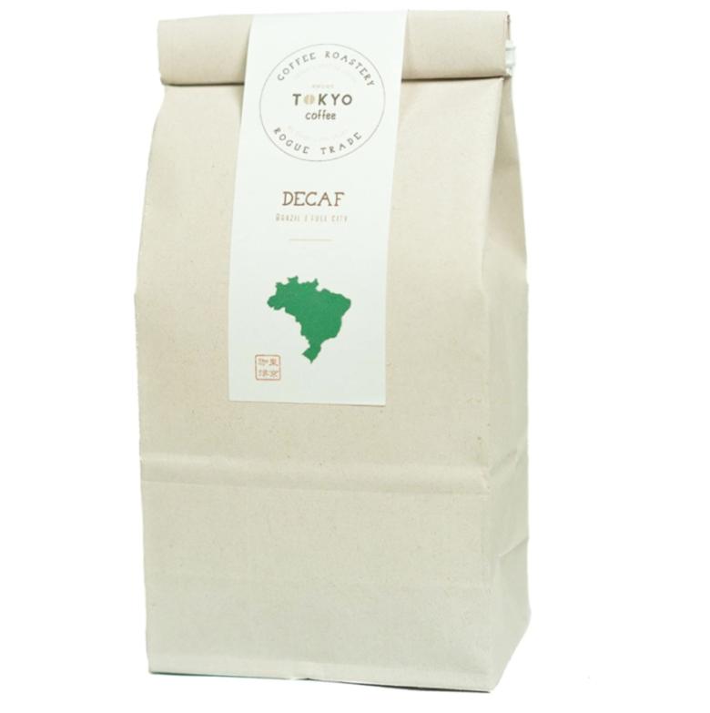 カフェインレス コーヒー豆 by Tokyo Coffee Decaf