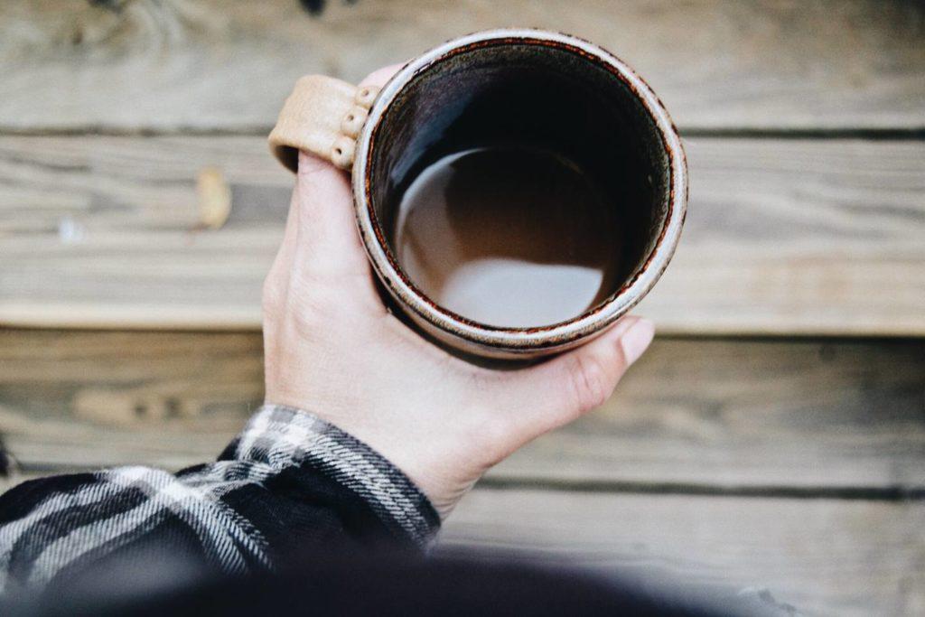 コーヒー一杯のカフェイン量