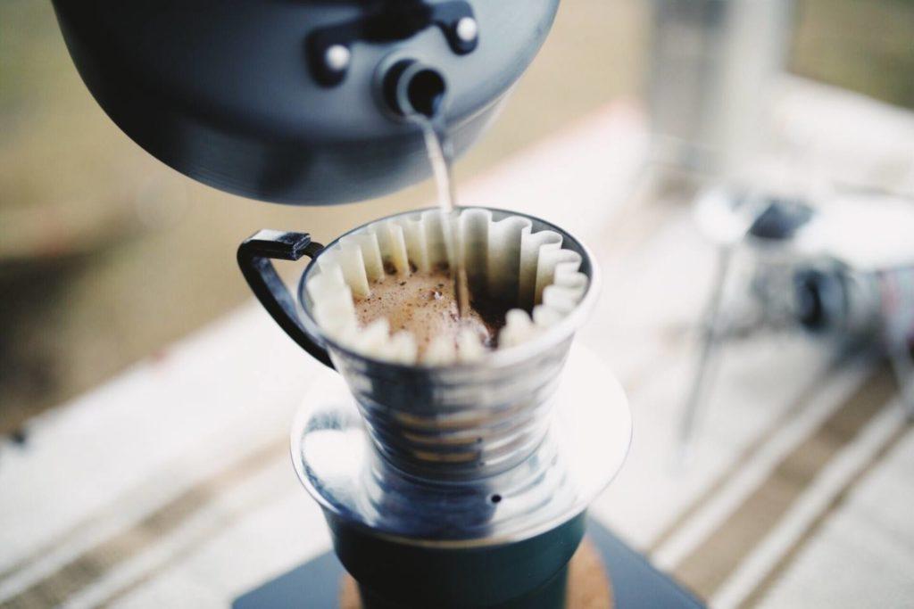コーヒー一杯に適当なドリップ量