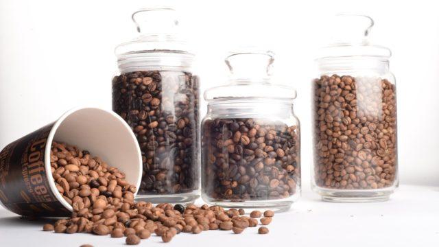 コーヒー豆の保存容器を選ぶ際の3つのポイントとは?【決定版】