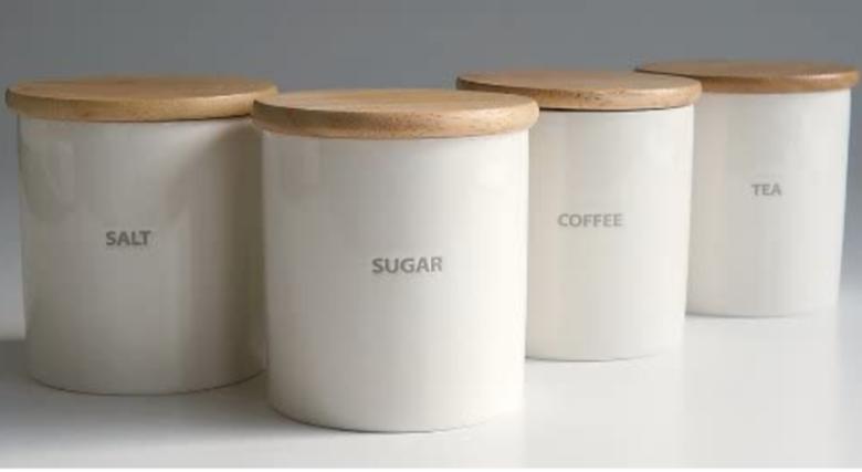 7. 密封性抜群のコーヒーキャニスター「ロロ キャニスターベーシック コーヒー」