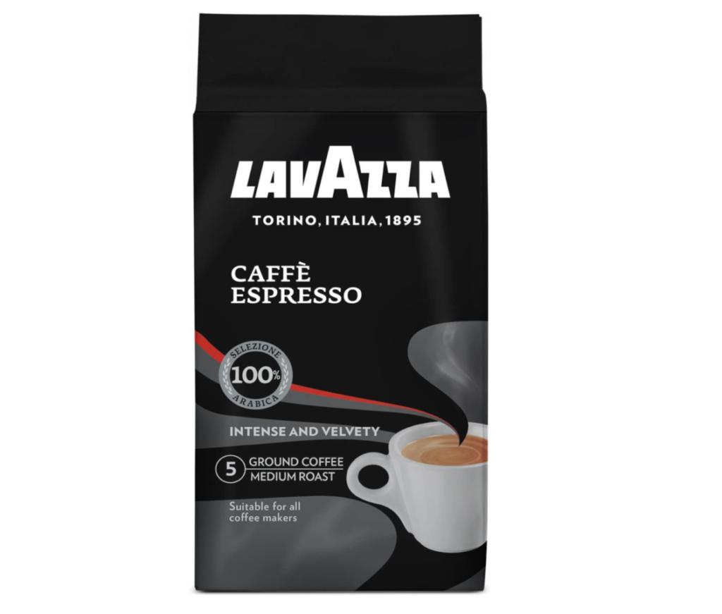 おすすめのイタリア産コーヒー粉「ラバッツァ エスプレッソ VP 250g」