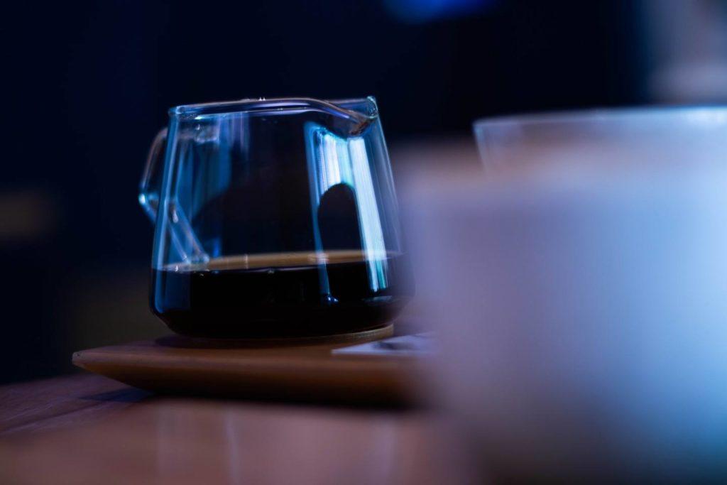 コーヒーのカフェイン量