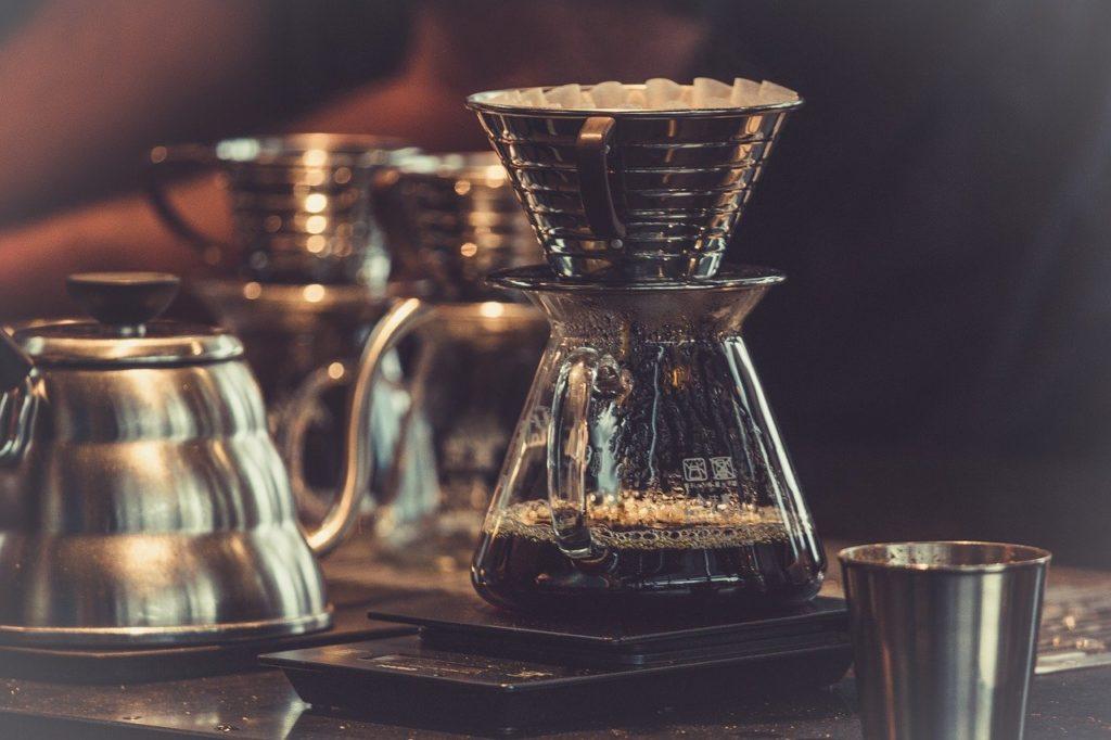 ドリップ式コーヒーの美味しい飲み方・淹れ方