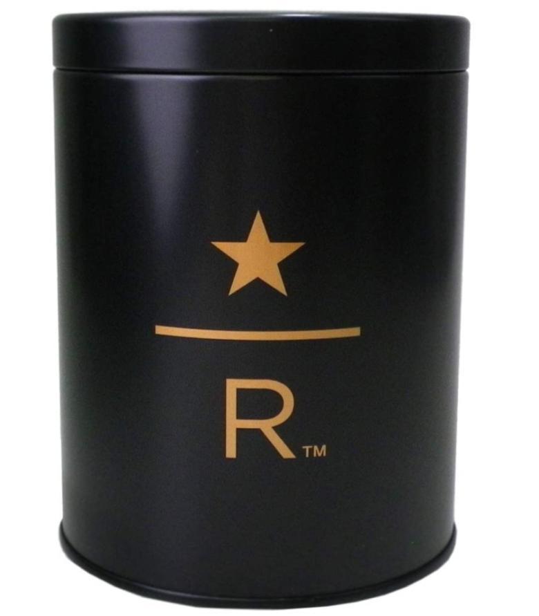 3. 海外限定のコーヒーキャニスター「スターバックス Reserve シリーズ ロゴキャニスター」