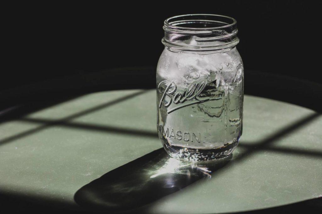 コーヒーの栄養素のほとんどは水