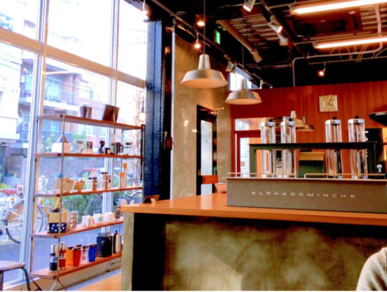 ショップ:THE COFFEESHOP ROAST WORKS[駒場東大前]
