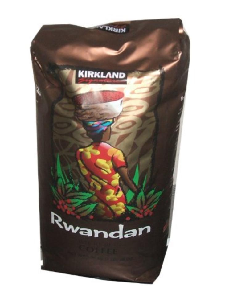 コストコホールセールジャパン:ルワンダ フレンチローストコーヒー