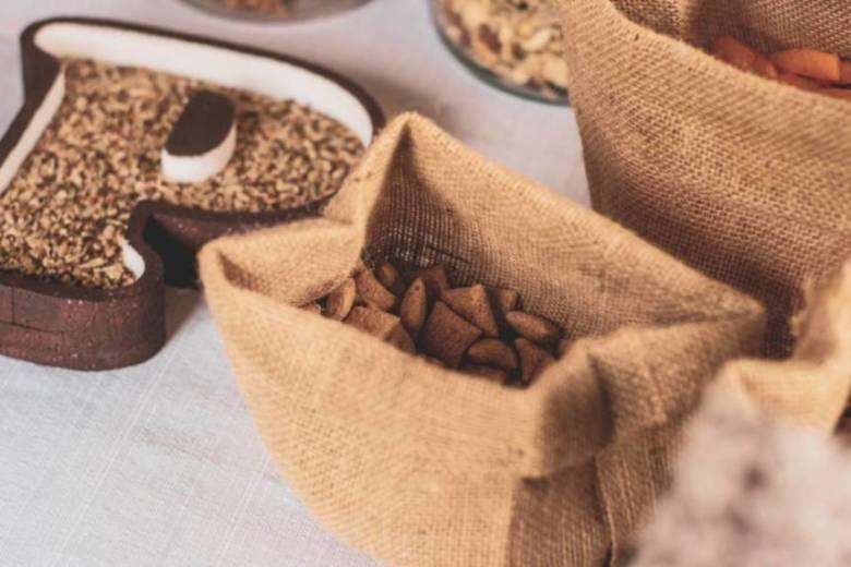 コーヒー豆の麻袋の特徴