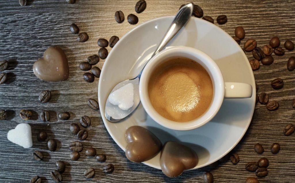 コーヒー豆チョコを買って甘いひとときを…!