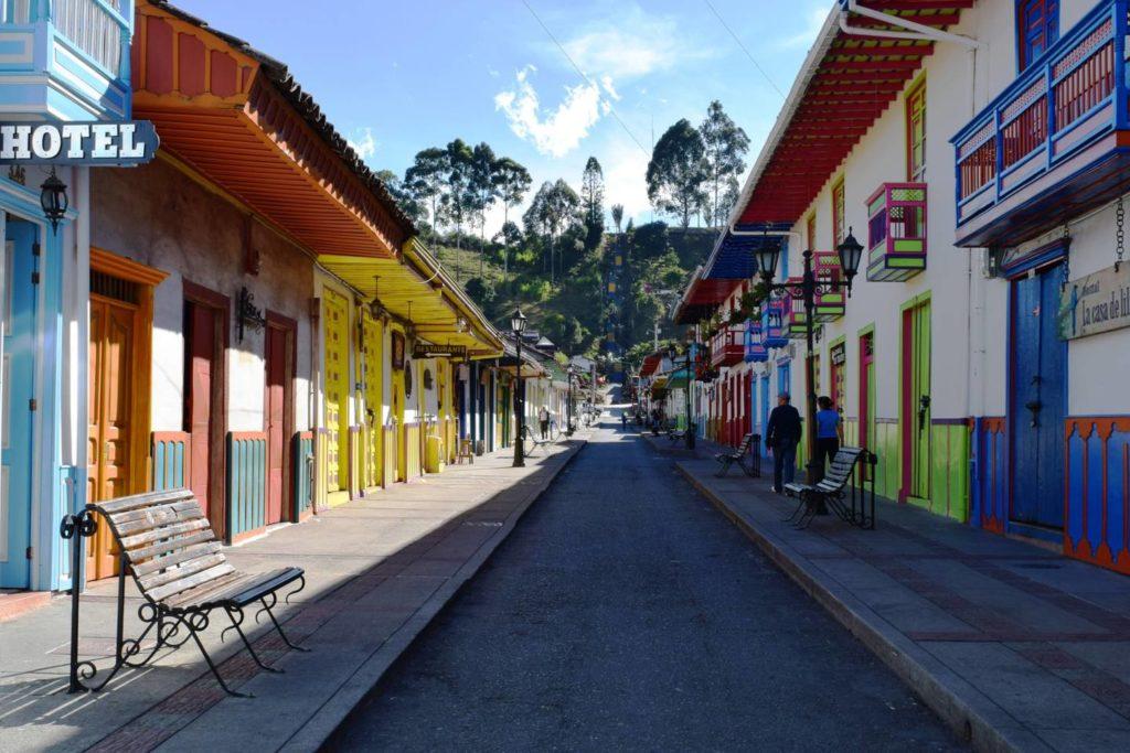 生産量第3位:コロンビア