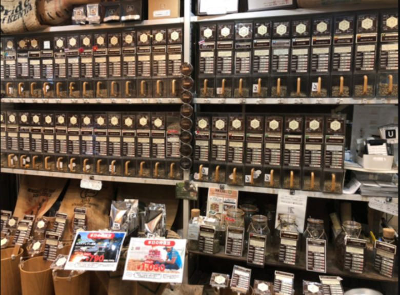 世界各国の生豆をその場で焙煎!コーヒー豆を買うならここ「マメココロ」
