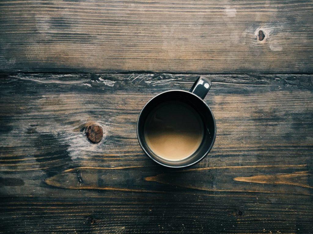 コーヒーの苦味は2種類