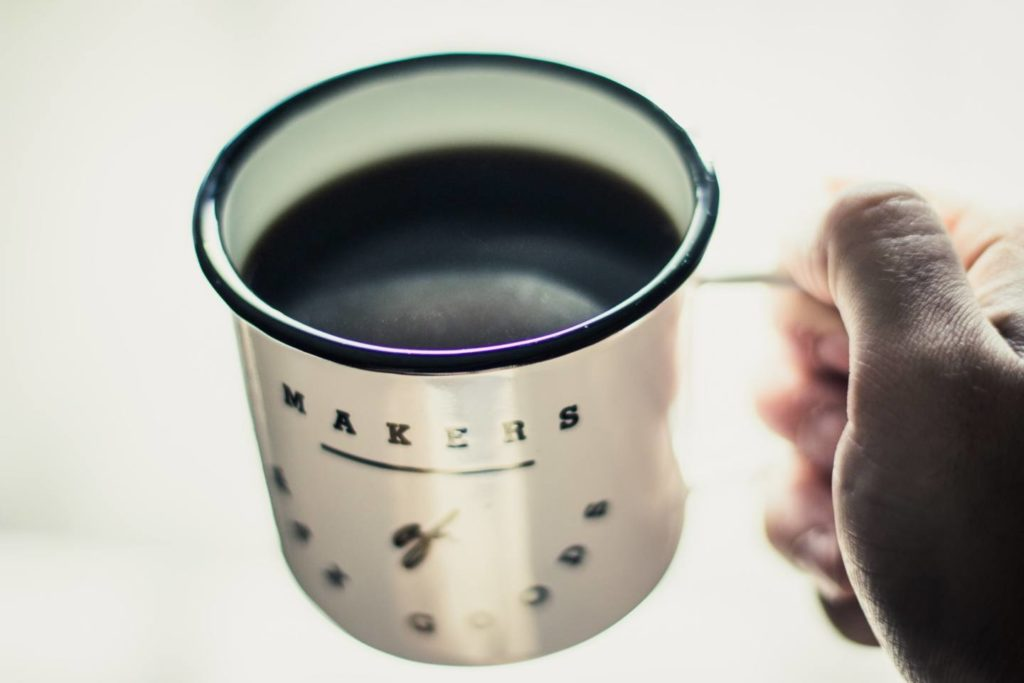 コーヒーの嫌な臭いの原因