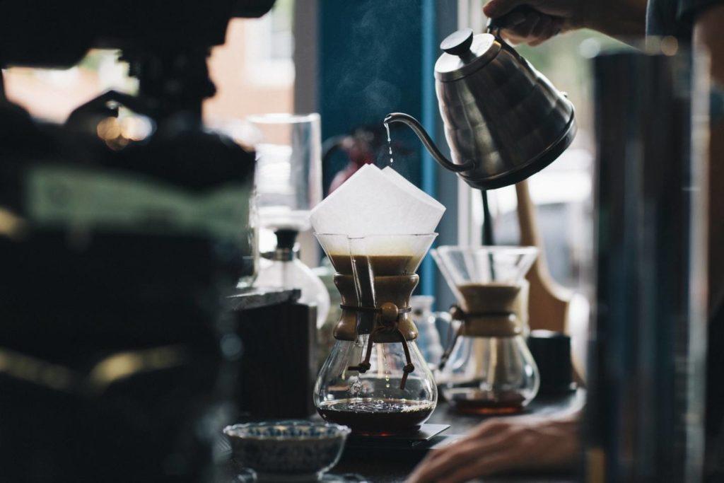 コーヒー豆のツヤが与える影響