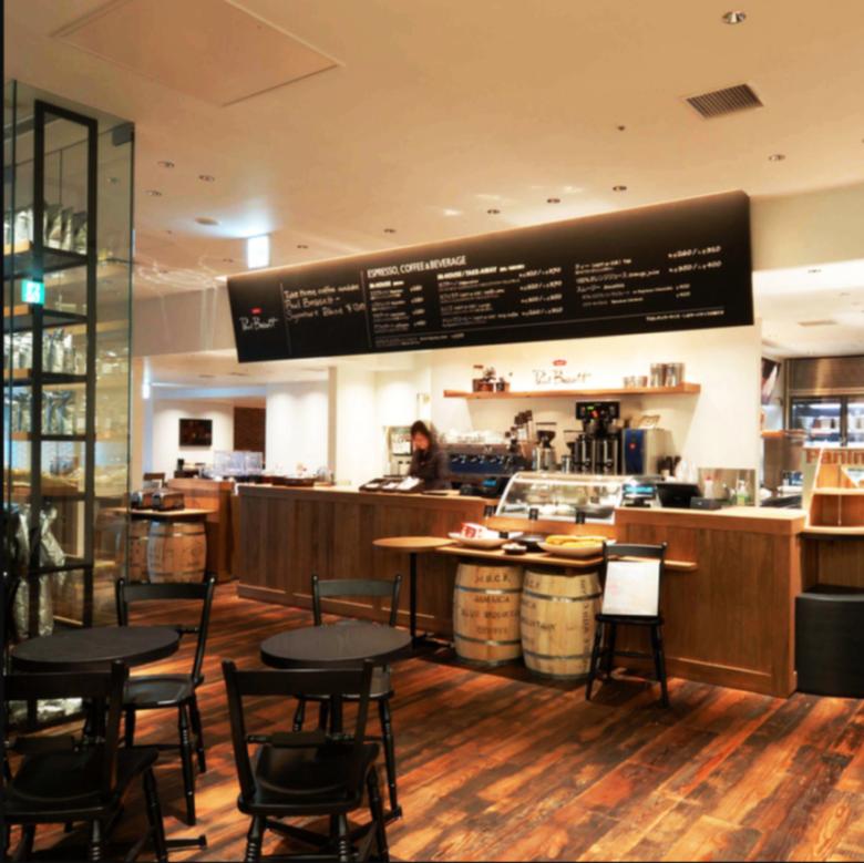 1.【新宿】コーヒー豆は専門店で!バリスタ世界チャンピオンが手掛ける「PAUL BASSETT」