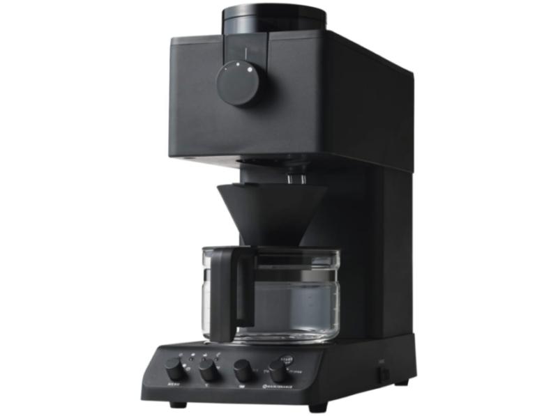 ツインバード工業 全自動コーヒーメーカー CM-D457B