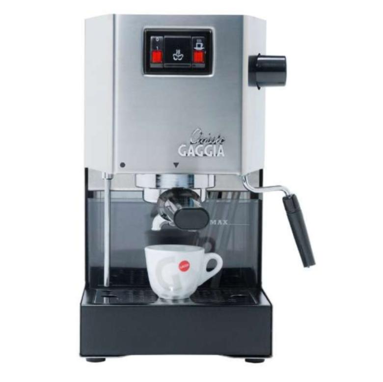 5. 本格的なエスプレッソが楽しめるコーヒーメーカー「ガジア エスプレッソマシン クラシック」