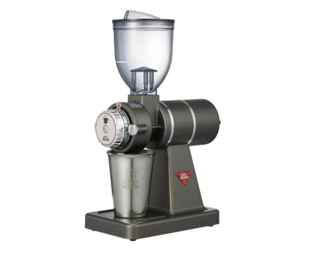1. 本格的なコーヒーミルを買うならこれ「カリタ ナイスカットG #61101」