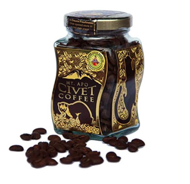 第2位. フィリピン産の甘みが強い高級コーヒー豆「カペ・アラミド」