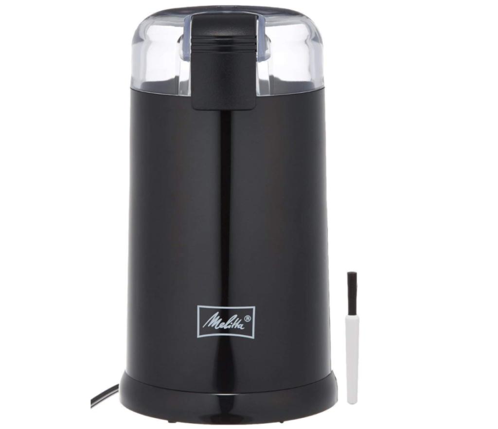 3. 電動式のエントリーモデルならこれ「メリタ 電動コーヒーミル ECG62」