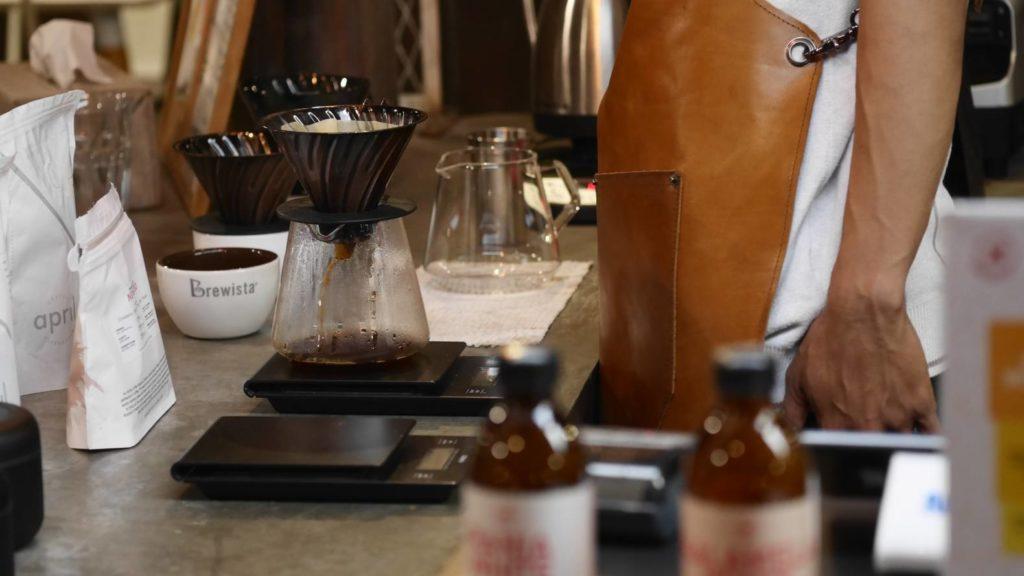 ドリップ式コーヒーメーカーの使い方