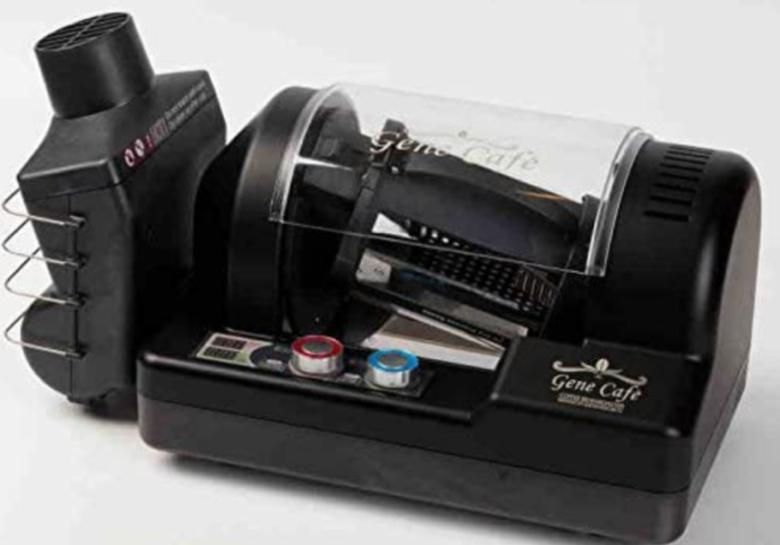 3.【家庭用】コーヒー焙煎機なら!3D回転方式採用「Gene Café コーヒーロースター」