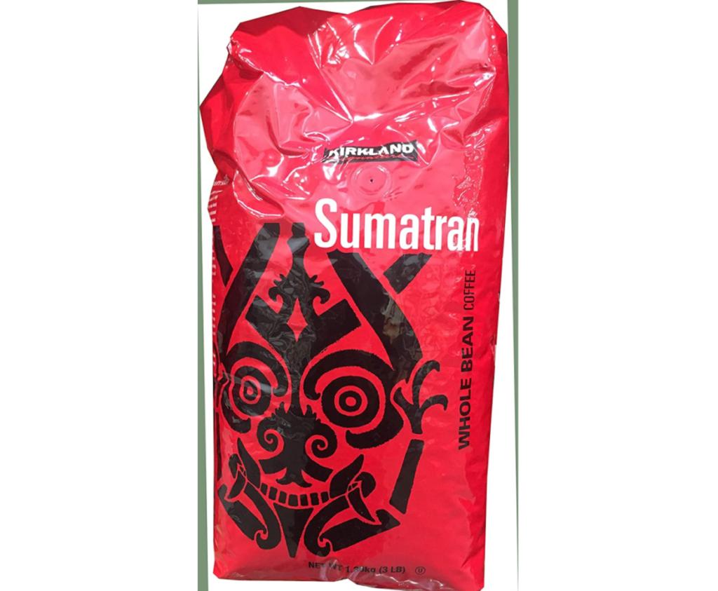 カークランド スマトラ フレンチロースト コーヒー豆