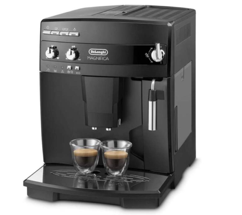 3. エスプレッソ式の全自動コーヒーメーカーならこれ「デロンギ マグニフィカ」