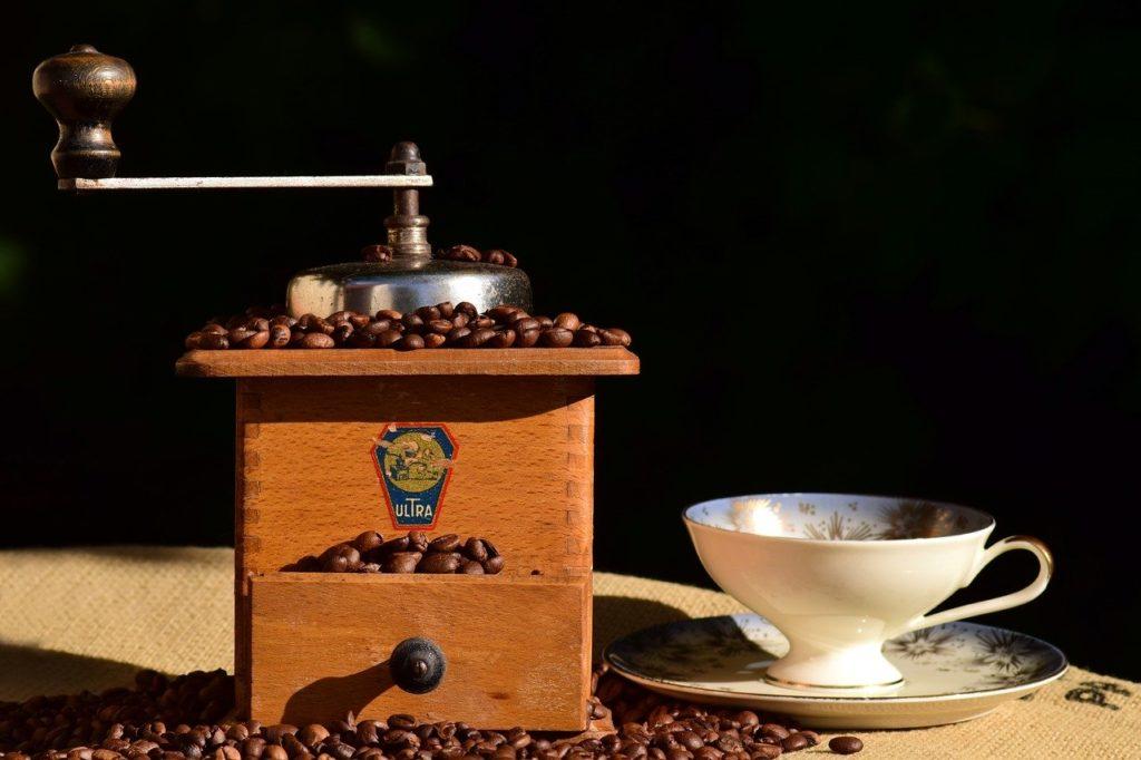 そもそもコーヒーミルとは