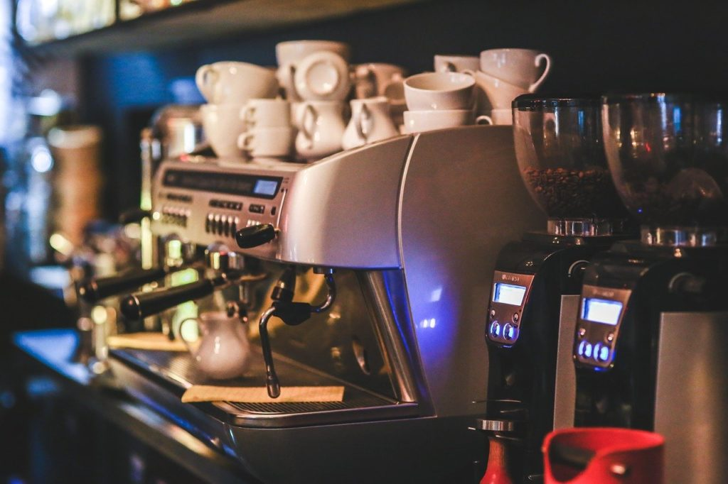 コーヒーメーカーのタイプ3つ