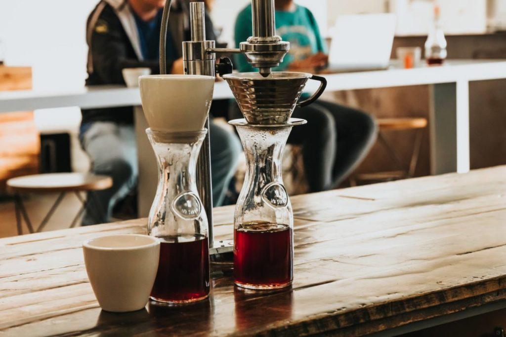 アメリカンコーヒーの味が薄いというのは勘違い