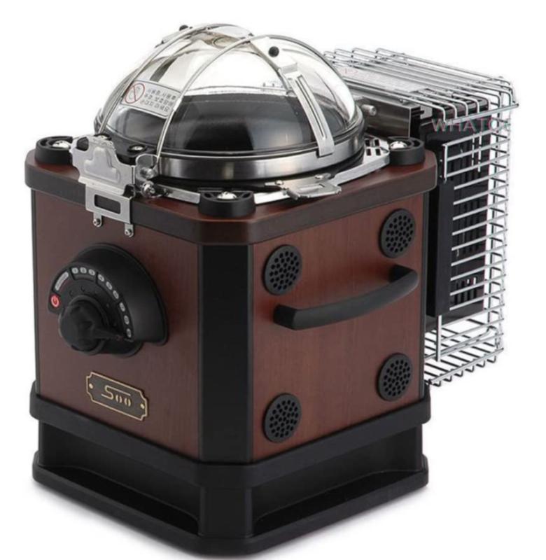 4.【家庭用】初心者でも簡単に本格的な味が楽しめる焙煎機「アイコーヒー コーヒーロースター」