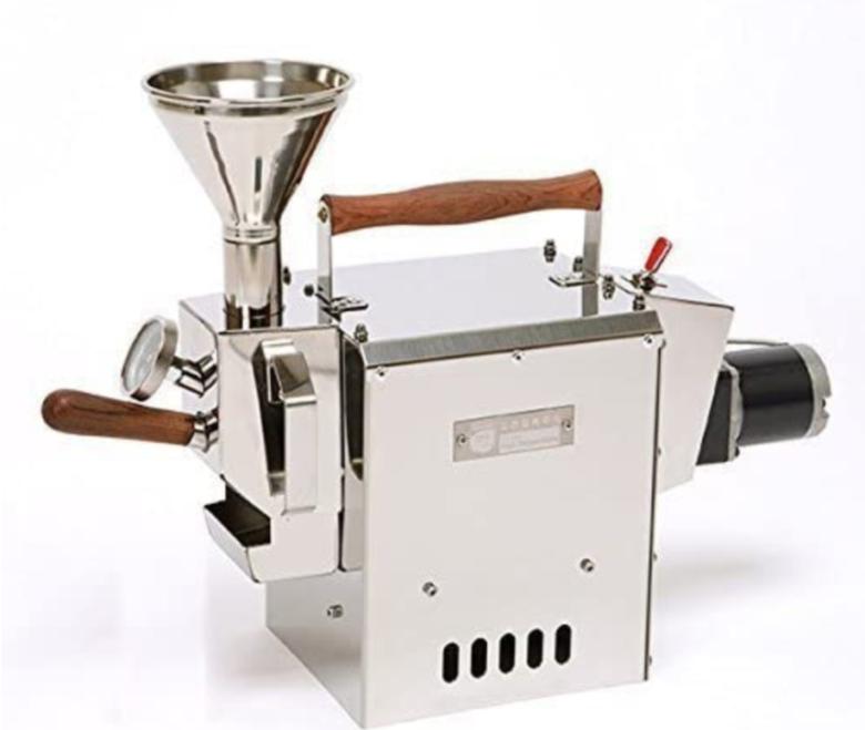 2.【家庭用】ワンランク上のコーヒー焙煎機「カルディ コーヒーロースター」