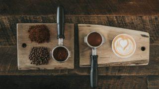 コーヒー豆の挽き方と粗さの関係