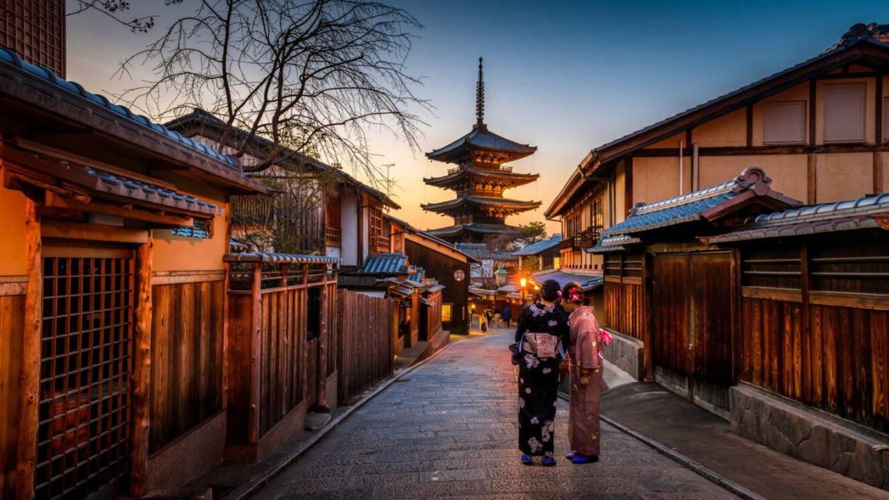 京都はコーヒーの消費量が日本一
