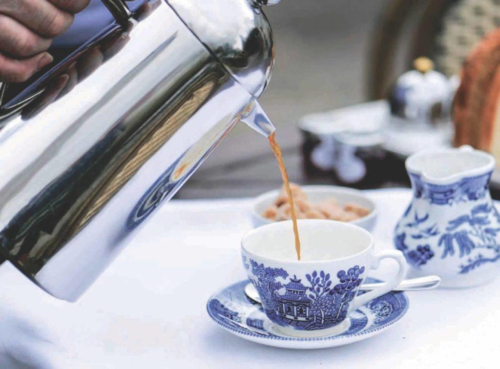 コーヒーポットの魅力