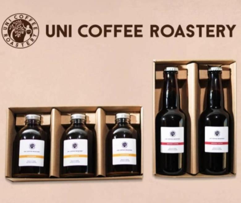 UNI COFFEE ROASTERY クラフト&ラテベースセット