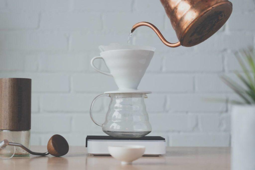 コーヒードリッパーを代用する方法