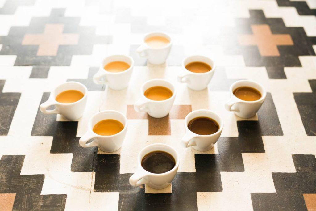 コーヒーカップの選び方