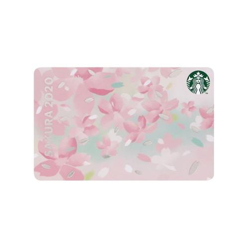 スターバックス カード SAKURA ブリーズ