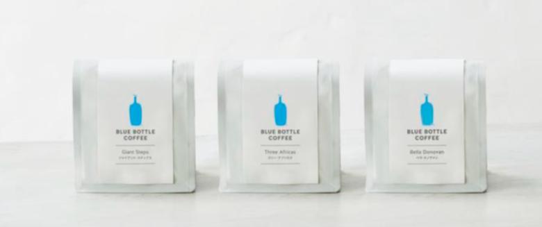 ブルーボトルコーヒー ブレンド3種コーヒー豆セット