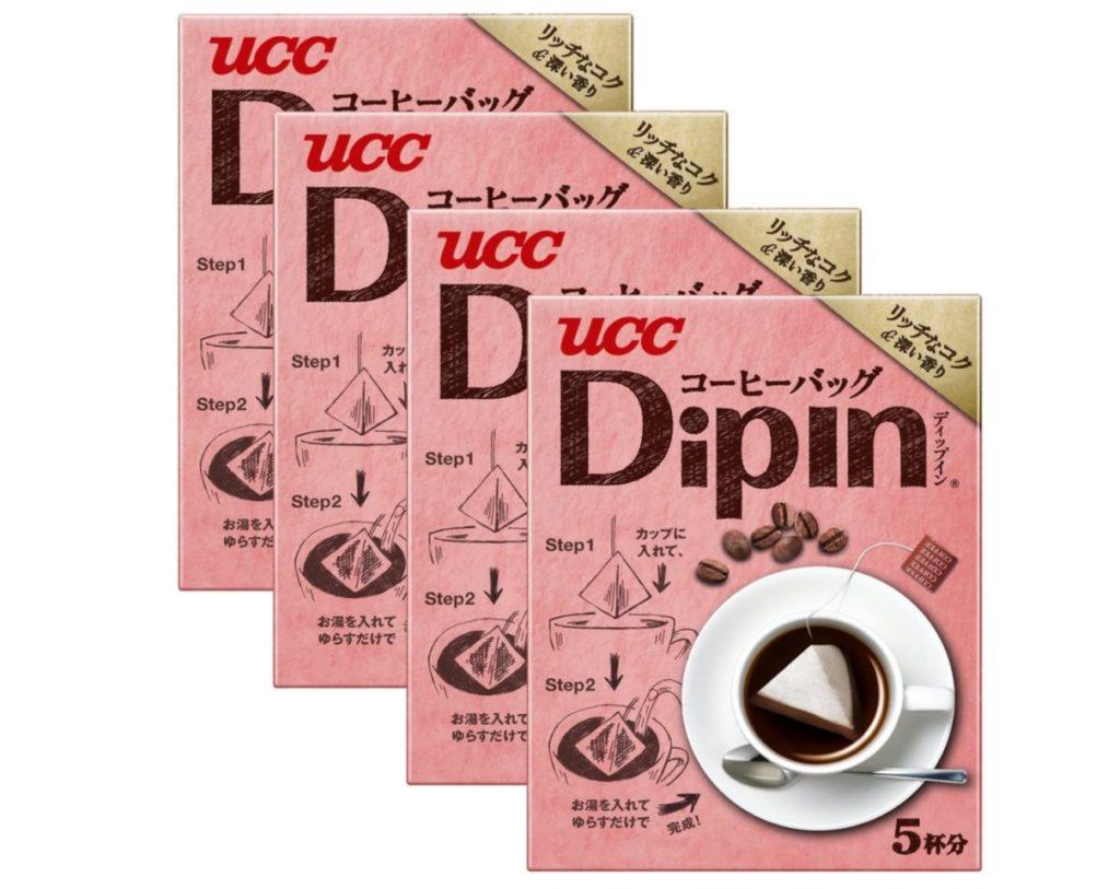 UCC DipIn コーヒーバッグ リッチなコク&深い香り