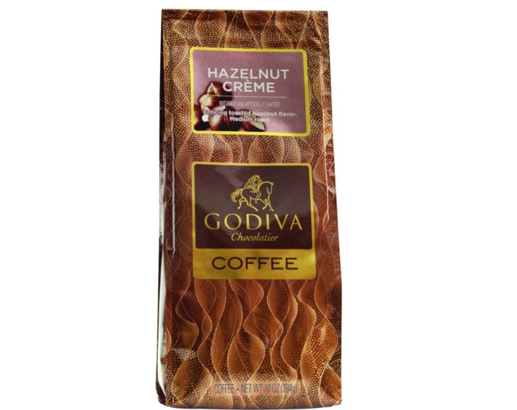 GODIVA フレーバーコーヒー ヘーゼルナッツクリーム