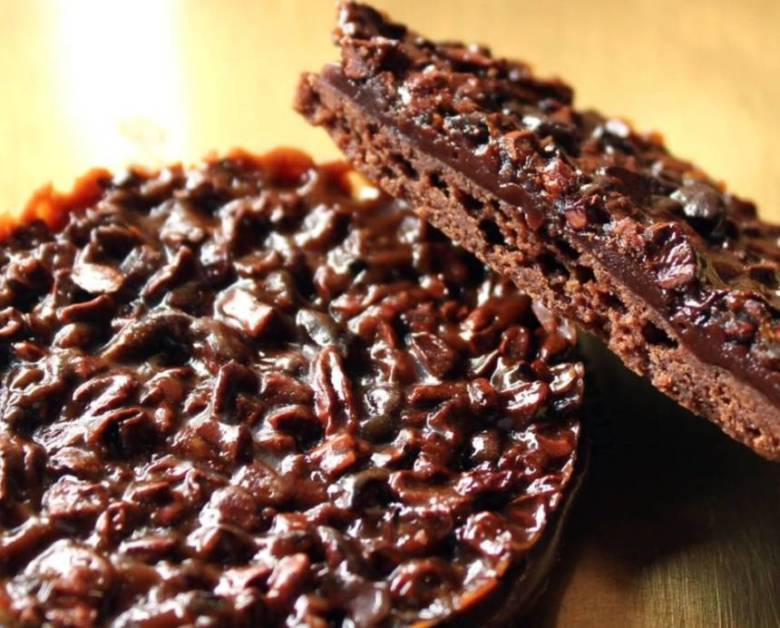 DRYADES 木の実のクッキー(ブラック )