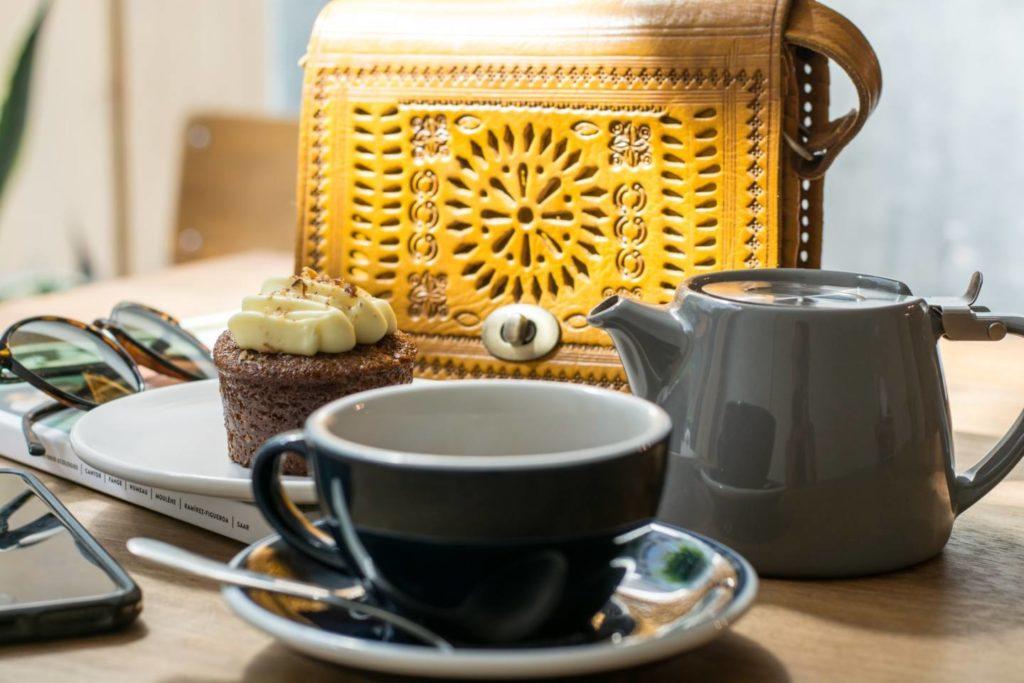 コーヒーも紅茶のように手軽に美味しくティーバッグで淹れられる