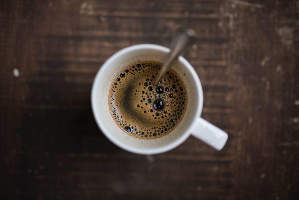 ペットボトルコーヒーのカフェイン量