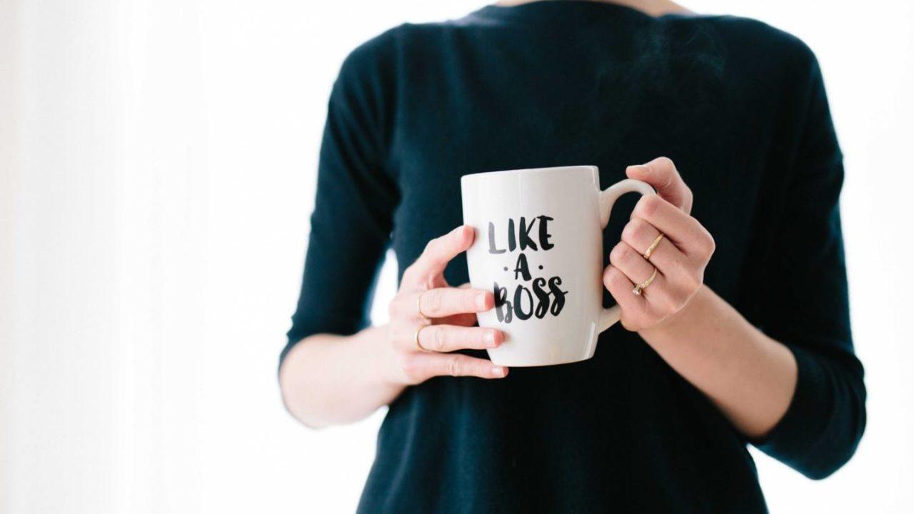 コーヒーを毎日飲む人は64%いる