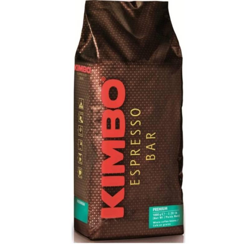 キンボ エスプレッソ豆 プレミアム 1kg